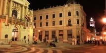 Pécs 1:  Rövid városnéző séta